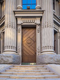 Old doorway Stock Photography