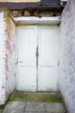 Old doorway Royalty Free Stock Photos