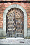 Old Doorway Royalty Free Stock Images