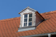 Old dormer Royalty Free Stock Photography