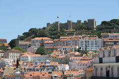 Old downtown of Lisbon, Portugal Royalty Free Stock Photo