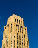 Old downtown office building Royalty Free Stock Photography