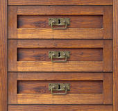 Old drawer Royalty Free Stock Photos