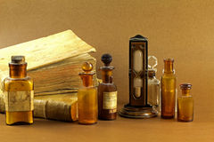 Old drugstore Stock Photography