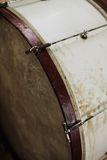 Old drum Royalty Free Stock Photo