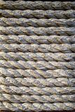 Old Dry Rope Royalty Free Stock Photography