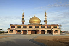 Old Dubai Phnom Penh Mosque Royalty Free Stock Image