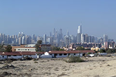 Old Dubai Royalty Free Stock Photography