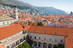 Old Dubrovnik, Croatia Stock Photography