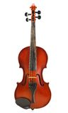 Old dusted violin Royalty Free Stock Image