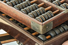 Old and Dusty abacus Stock Photos