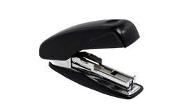 Old dusty black office stapler Stock Image
