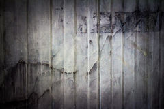 Old Dusty Dirty Black Surface Texture. Illustrate general And add text Royalty Free Stock Photos