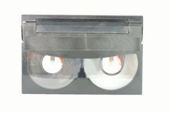 Old and dusty Video camera tape Royalty Free Stock Photo