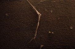 Old Dusty Wooden Surface Stock Photo