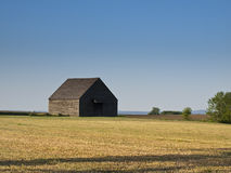 Old Dutch Barn Royalty Free Stock Photography