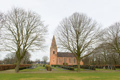 Old Dutch church Royalty Free Stock Photography