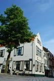 Old Dutch downtown inn. Stock Photography