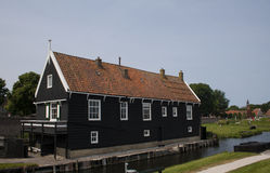 Old Dutch House Stock Image