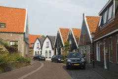 Old Dutch street Royalty Free Stock Photos