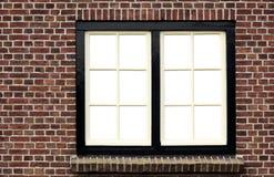 Old dutch window Stock Image