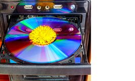 Old dvd compact player