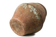 Old Earthenware Jar Royalty Free Stock Image