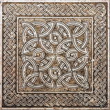 Old east tile Royalty Free Stock Photo