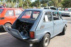 Old econo car Royalty Free Stock Photo