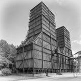 Old Economy, Duisburg, Germany Royalty Free Stock Photo