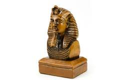 Old Egyptian pharaoh Statue Stock Image