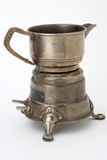 Old electric coffepot Royalty Free Stock Images