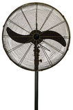 Old electric fan Royalty Free Stock Photography