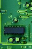 Old electronics. Stock Photo
