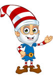 Old Elf Character Royalty Free Stock Photography