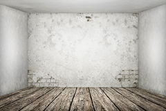 Old empty room for your content Royalty Free Stock Image
