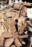 Old Engine Stock Photos