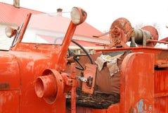 Old Engine Royalty Free Stock Image