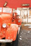 Old Engine Stock Photo