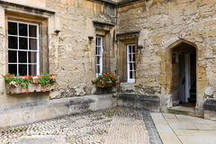Old English Building Stock Images