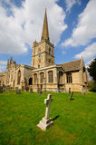 Old English Church Royalty Free Stock Photos