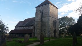 Old English Church Stock Photos