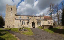 Old English Church Stock Images