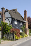 Old English cottage. Shoreham. Kent Stock Images