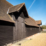 Old English Farm Barn Royalty Free Stock Images