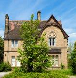 Old english house Stock Image