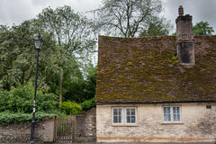 Old English house Royalty Free Stock Photography