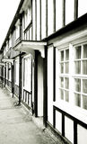 Old english houses Stock Photos