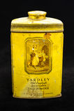 Yardley old english lavender talk powder Royalty Free Stock Images