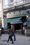 THE OLD ENGLISH PUB Royalty Free Stock Photography
